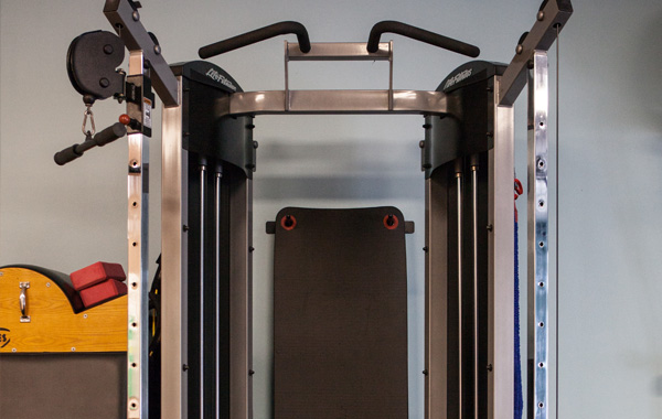 Cross Cable Unit Personal Training