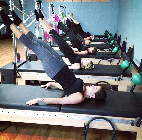 Pilates Private Class Bangkok: Fusion Fitness Pilates: Reformer Pilates TRY YOUR FIRST